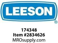 Leeson 174348 KIT-ADAPTER/ SAE C SPLINE/ 254-449 FR (K14651) :