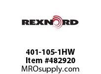 REXNORD 6159092 401-105-1HW 864-12T SEG SPKT W/HW
