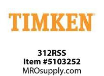 TIMKEN 312RSS Split CRB Housed Unit Component