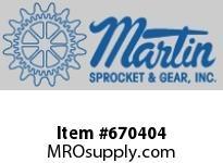 12SA605 12 X 2-7/16 60/70 SUB Hanger