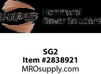 HPS SG2 FGR GUARD/SFTY PLR PRI 20/BOX Machine Tool Encapsulated Control Transformers