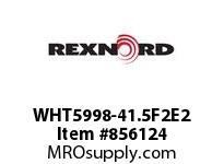 REXNORD WHT5998-41.5F2E2 WHT5998-41.5 F2 T2P N2SP CONTACT PLANT FOR ACCURATE DESCRIPT