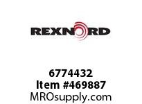 REXNORD 6774432 G4CMR600 600.CMR.CPLG CB SD