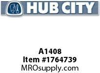 HubCity A1408 DYNA-MAX BRAKE 25 FT/LB 7/8^ HUB Hera-Max Accessory