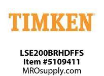 TIMKEN LSE200BRHDFFS Split CRB Housed Unit Assembly