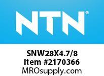 NTN SNW28X4.7/8 Adapters