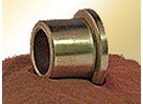BUNTING EF040604 FL02602 1/4 X 3/8 X 1/4 SAE841 Standard Flange Bearing