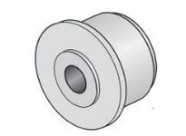 System Plast NRB-270/10 NRB-270/10 CHAIN RETURN ROLLERS