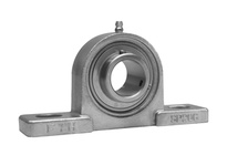 FYH UCSP202S6H1 15MM ND SS PB *SOLID STAINLESS STEEL*