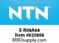 NTN E-R08A68 CYLINDRICAL ROLLER BRG