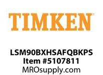 TIMKEN LSM90BXHSAFQBKPS Split CRB Housed Unit Assembly