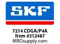 SKF-Bearing 7214 CDGA/P4A