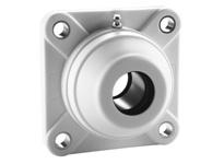 System Plast 700206CGR/SS-EC UCFQ206-20-SS-NC-CEC FLANGE BEARINGS INCH