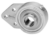 IPTCI Bearing CUCNPFB210-32 BORE DIAMETER: 2 INCH HOUSING: 3-BOLT FLANGE BRACKET HOUSING MATERIAL: NICKEL PLATED