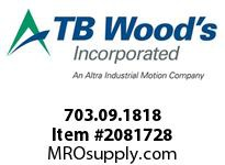 TBWOODS 703.09.1818 MULTI-BEAM 09 4MM--4MM