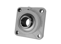 PTI SUCTF206-19 THERMOPLASTIC 4-BOLT FLANGE BRG-1-3 SUCTF 200 SILVER SERIES - NORMAL DU