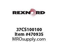 REXNORD 138851 37CS100100 37CS 5/16-NOX5/16-NO