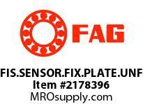 FAG FIS.SENSOR.FIX.PLATE.UNF FIS product-misc