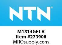 NTN M1314GELR CYLINDRICAL ROLLER BRG