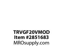 CPR-WDK TRVGF20VMOD GFCI TR Deco Duplex 20A 125V MOD IV
