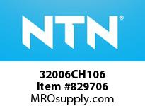 NTN 32006CH106 Small Tapered Roller Bearings