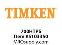TIMKEN 700HTPS Split CRB Housed Unit Component
