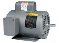 Baldor L1317A 2HP 3450RPM 1PH 60HZ 56/56H 3528L OPEN