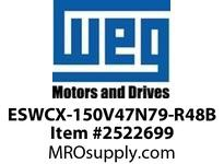 WEG ESWCX-150V47N79-R48B XP FVNR 100HP/460 N79 460V Panels