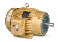CEM3663T 5HP, 3480RPM, 3PH, 60HZ, 184TC, 0628M, TEFC, F1