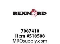 REXNORD 7087410 MPED2 M/M PED KIT 182T-184T