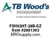 TBWOODS FSH92HT-28B-GZ CPL FSH92HT-28B-GZ