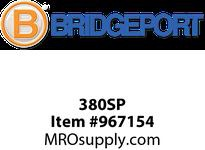 "Bridgeport 380SP 3/8"" SNAP-IN MC/AC/FMC CONNECT"