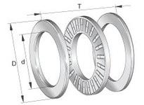 INA RTL21 Thrust roller bearing