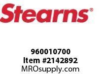 STEARNS 960010700 WSHRPHEN-1.13 OD X 3/16 8059857