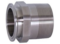 "DIXON 21MP-G250100 2.5X1""CLMP X MALE NPT ADAPT-304"