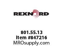 REXNORD 801.55.13 PROF.FOR COMB H=18 L=1692