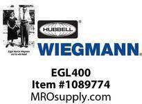 WIEGMANN EGL400 FAN HEATER230 VAC400 WATTS