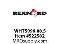 REXNORD WHT5996-88.5 WHT5996-88.5 189606