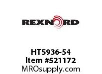 REXNORD HT5936-54 HT5936-54 134780