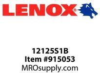 Lenox 12125S1B PLASTIC PIPE CUTTER-S1 REPLACEMENT BLADE 1PK-S1 REPLACEMENT BLADE 1X- CUTTER-S1 REPLACEMENT BLADE 1PK-S1 REPLACEMENT BLADE 1X-