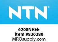 NTN 6208NREE Extra Small/Small Ball Bearing