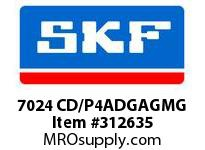 SKF-Bearing 7024 CD/P4ADGAGMG