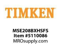 TIMKEN MSE208BXHSFS Split CRB Housed Unit Assembly