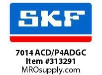 SKF-Bearing 7014 ACD/P4ADGC