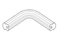 System Plast VG-730-01 VG-730-01 GUIDE/WEARSTRIPS-SIDE GUIDES
