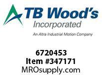 TBWOODS 6720453 FALK ASSEMBLY