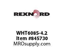 REXNORD WHT6085-4.2 WHT6085-4.2 WHT6085 4.2 INCH WIDE MATTOP CHAIN
