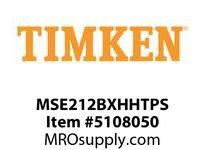 TIMKEN MSE212BXHHTPS Split CRB Housed Unit Assembly