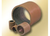 BUNTING BMT101816 5/8 X 1-1/8 X 2 Synthetic Fiber Liner Bearing