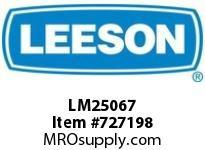 Leeson LM25067